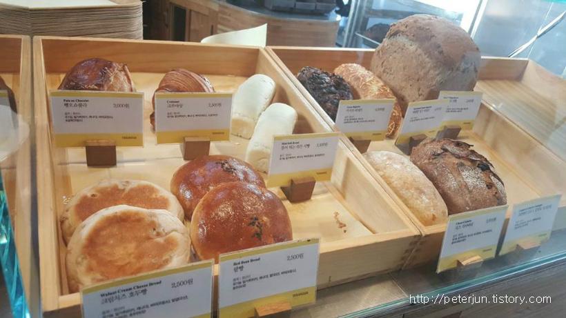 테라로사 빵