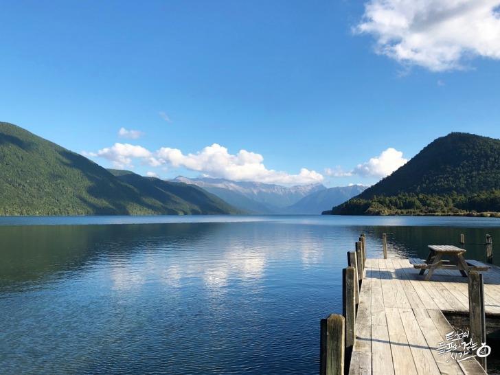 로토로아호수 뉴질랜드여행 lake rotoroa maruia falls 마루이아폭포 무르치슨 murchison 넬슨