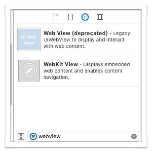 webview 종류