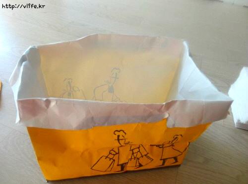 종이 쇼핑백 재활용