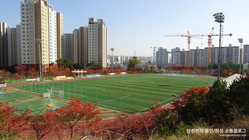 수지체육공원 다목적운동장