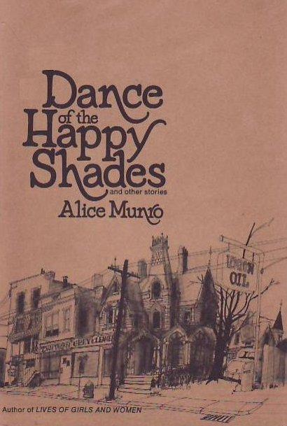 행복한 그림자의 춤, 앨리스 먼로