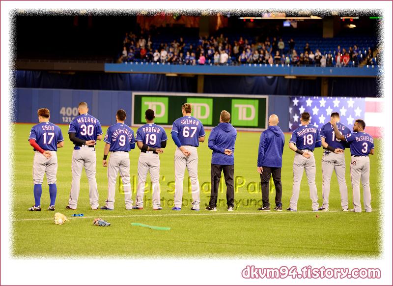 [TEX] 텍사스 레인저스의 전반기 리뷰 (The first half-season's review of Texas Rangers)