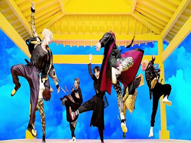 방탄소년단(BTS) 착용한 한복, 강남구에서 직접 입어보자!