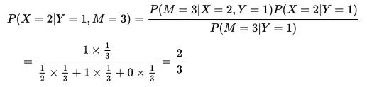 자동차가 있을 확률은 조건부 확률과 베이즈 정리를 이용하여 계산