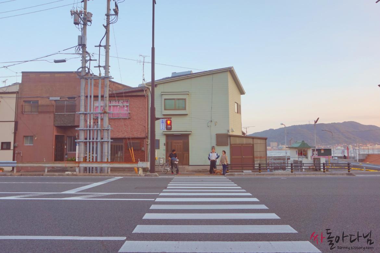 시모노세키 풍경