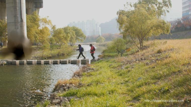 가을 길걷기