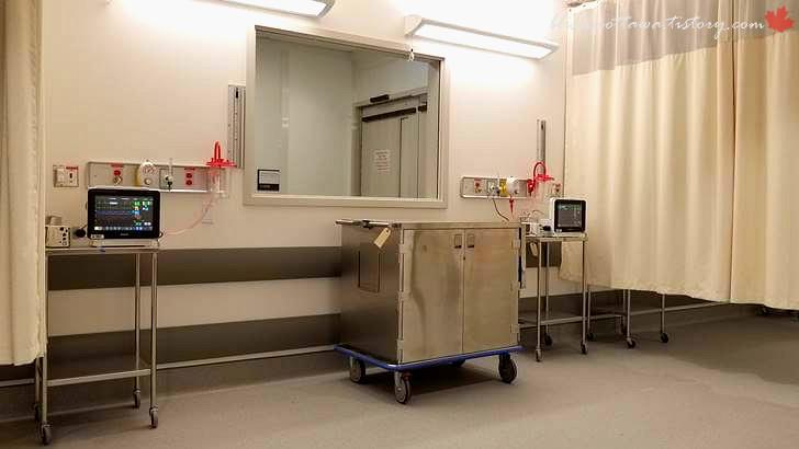 환자 대기실입니다