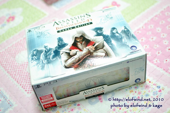 .. ASSASSIN'S CREED BROTHERHOOD Codex Edition