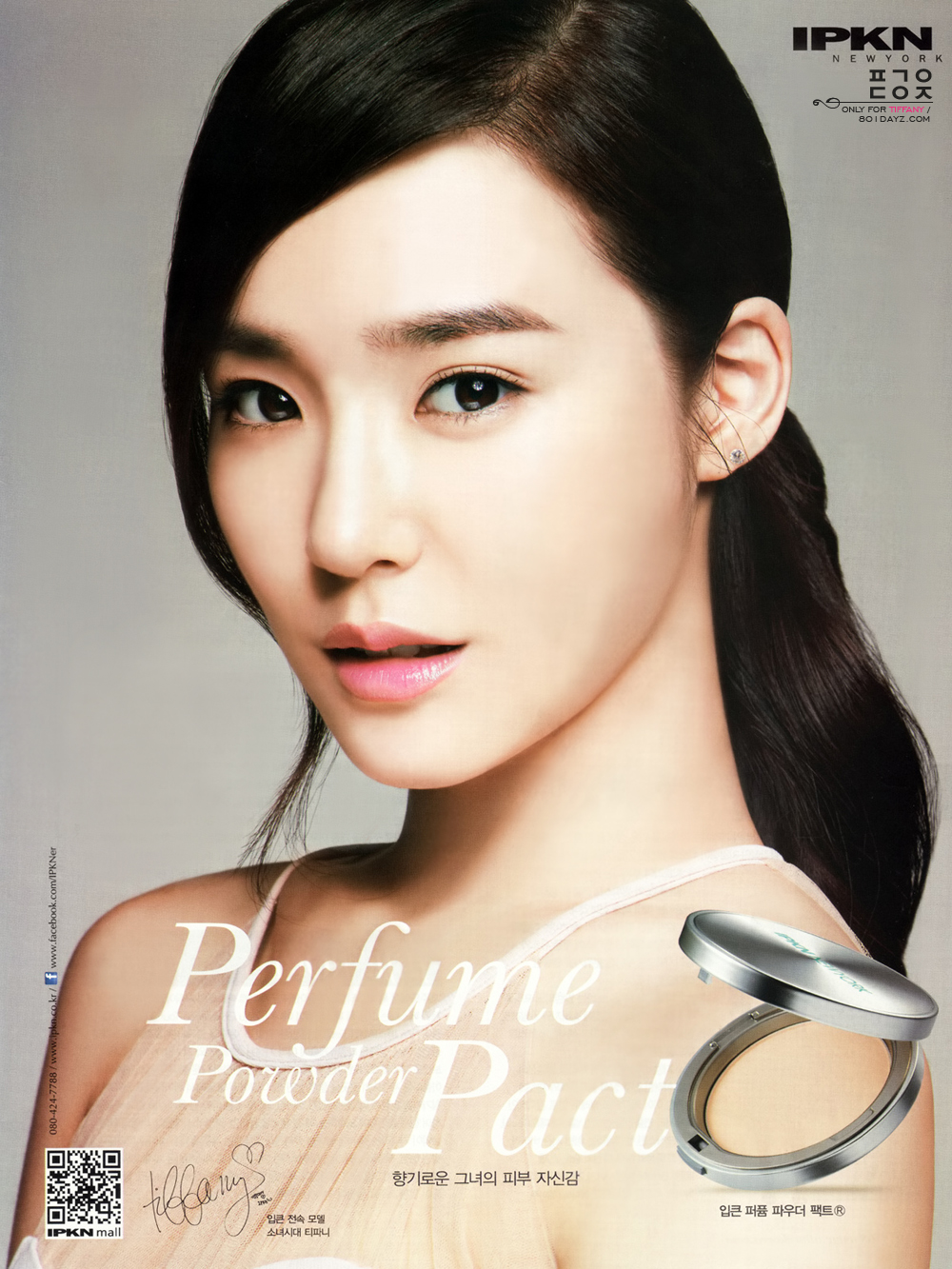 [CF] Tiffany is the new model of IPKN Cosmetics - Page 2