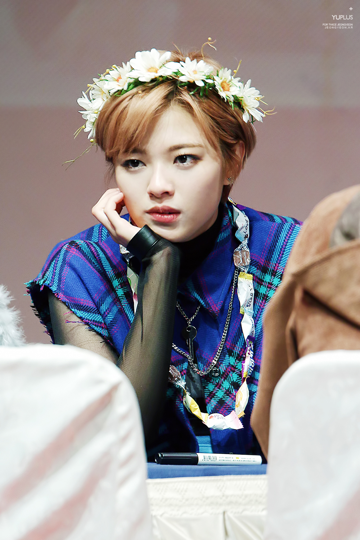 Anime flower crowns fy jeongyeon izmirmasajfo